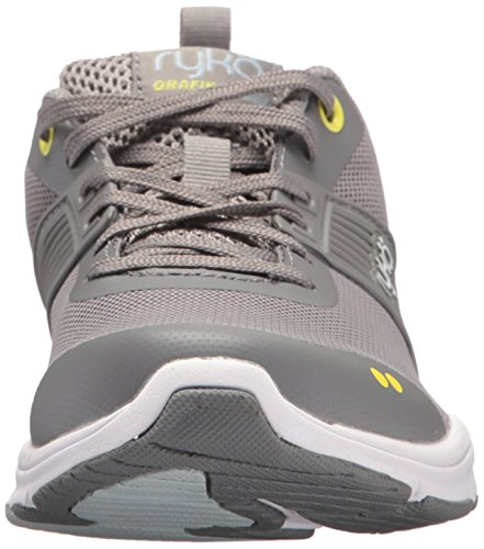 chartreuse Cross soft Ryka Grafik blue Trainer Women's frost grey Flow bright 6ntz8nqwx