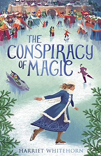 The Conspiracy of Magic (The Company of Eight) por Harriet Whitehorn