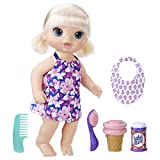 Baby Alive Magical Scoops Baby Doll (Blonde), Ages 3 and up