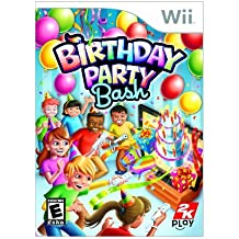 Birthday Party Bash - Nintendo Wii by Solutions 2 Go