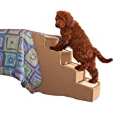 Pet Gear Easy Step IV, Pet Stairs, Tan