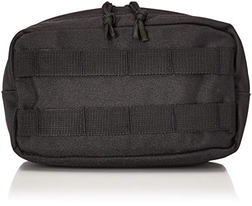 VooDoo Tactical 20-7211001000 Utility Pouch, Black (General Admin Pouch)
