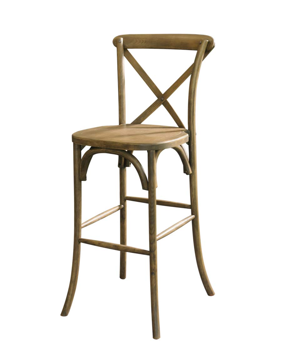 Awe Inspiring Amazon Com Pre Sales 1120 Lucca X Back Wood Bar Stool Camellatalisay Diy Chair Ideas Camellatalisaycom