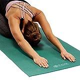 Gaiam Essentials Premium Yoga Mat with Yoga Mat