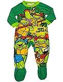 5t ninja turtle pajamas - Teenage Mutant Ninja Turtles Boy Footed Sleeper Blanket Pajama Size 5T