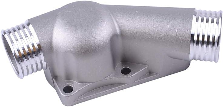 BMW E34 E36 Z3 Engine Coolant Thermostat Housing Cover URO 11531722531 NEW