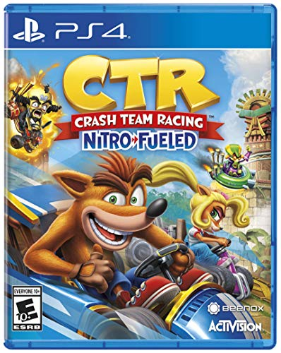 Crash Team Racing - Nitro Fueled - PlayStation 4 (Game Guy Ps3 Family)
