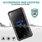 iPhone 7 Plus / 8 Plus Waterproof Case,Full Sealed Dry Cover Multifunctional [Heavy Duty] Underwater/ Shockproof/ Dirtproof/ Snowproof Case for Apple iPhone 7 Plus / 8 Plus