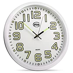 Cirbic Luminous Wall Night Clock 13
