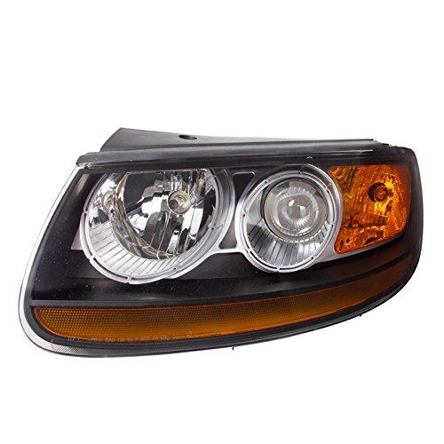 Headlight Hyundai Santa Fe Hyundai Santa Fe Headlights