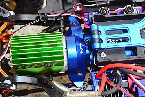 1Pc Set Black Traxxas TRX-4 Trail Defender Crawler TRX-6 Mercedes-Benz G63 Upgrade Parts Aluminum Transmission Upper Spur Gear Case Cover