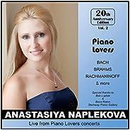 Anastasiya Naplekova Live from Piano Lovers Concerts