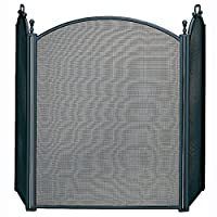 UniFlame 3 Panel Woven Mesh Deluxe Plate...