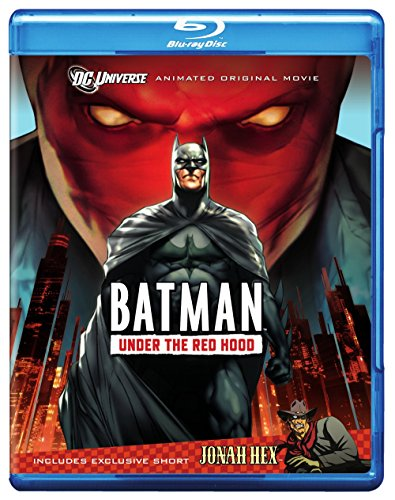 Batman: Under the Red Hood [Blu-ray] (Batman The Red Hood compare prices)