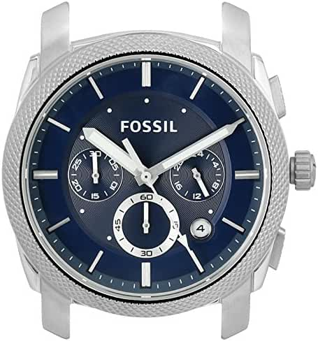 Fossil Men's C221024 Machine Chronograph Stainless Steel 22mm Case