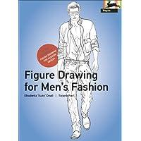 Figure Drawing for Men's Fashion (Pepin Press Design Books)