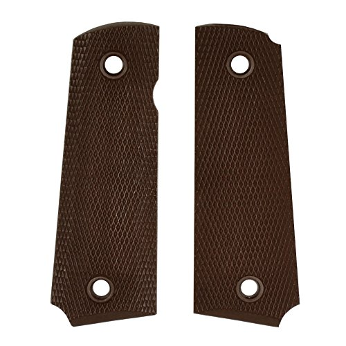 Mil-Tec Replica M1911A1 Colt Grips (Brown) for sale  Delivered anywhere in Canada