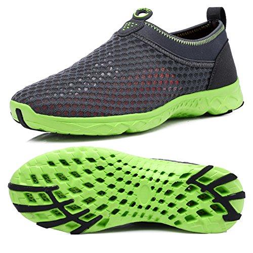 032098625101 YOLE Men s and Women s Lightweight Mesh Slip-on Quick Drying Aqua Water  Shoes 50%