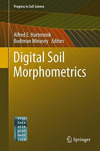 Digital Soil Morphometrics  Progress In Soil Science