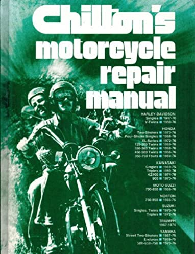 chilton s motorcycle repair manual alan f turner 9780801965098 rh amazon com Amazon Chilton Manuals Engine Rebuilds Chilton Manuals
