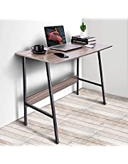"""Computer Desk, 39"""" Computer Desk Home Office Writing Desk with Table Edge Protectors,Easy Assembly, Laptop Study Table"""