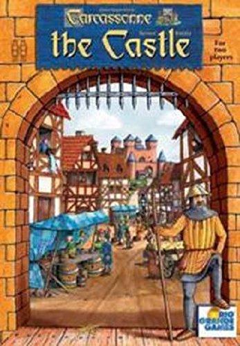 激安商品 カルカソンヌ 城 (Carcassonne: Castle) The Castle) (Carcassonne: [並行輸入品] ボードゲーム 城 B00OLMZJP4, modaMania:72b60f99 --- arianechie.dominiotemporario.com