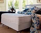 10″ Night Therapy Supreme Pillow Top Spring Mattress & Bi-Fold® Box Spring Set – Full