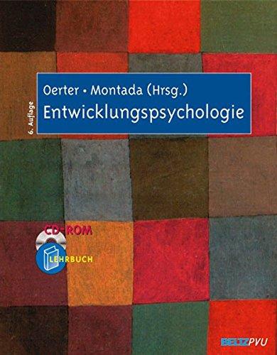 Entwicklungspsychologie: Mit CD-ROM