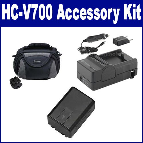 Panasonic HC-V700 Camcorder Accessory Ki - V700 Camcorder Shopping Results
