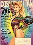 Cosmopolitan Magazine October 2017 | Kate Hudson, Sex & Cheating