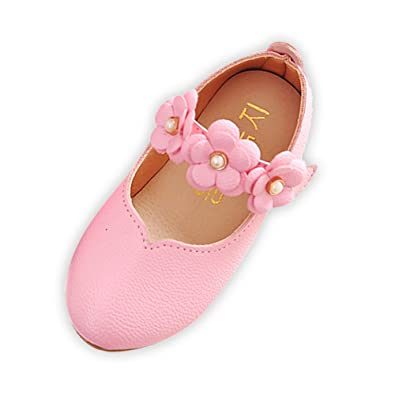 WINWINTOM Girl Flower Shoes Solid Casual Shoes 5a50208dd0c2