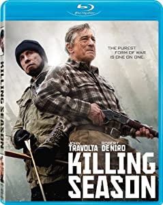 Cover Image for 'Killing Season (Blu-Ray)'