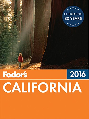 - Fodor's California 2016: with the Best Road Trips (Full-color Travel Guide)
