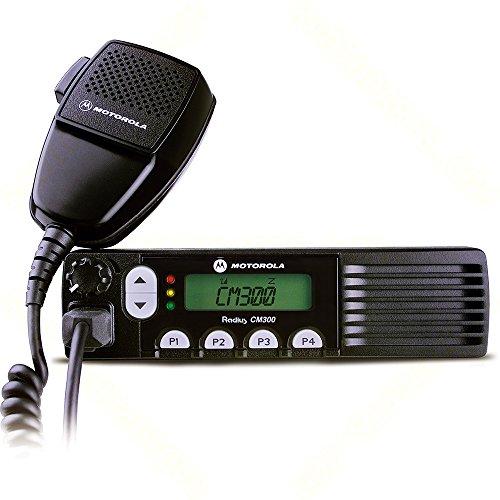 Motorola Original CM300 AAM50RNF9AA1AN Mobile UHF Transceiver 438-470 MHz 25 Watts 32 Channels (Motorola Cm200 Radio)
