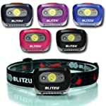 Brightest LED Headlamp - with Red Lig...