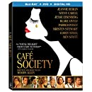 Cafe Society [Blu-ray + DVD + Digital HD]