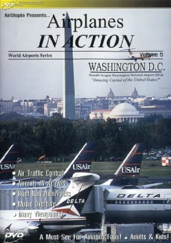 Air Utopia Amazing Airports - Washington Reagen National USA