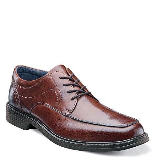 Nunn Bush Men's Chattanooga Oxford, Brown, 11.5 M (Moc Toe Oxford Mens Shoes)