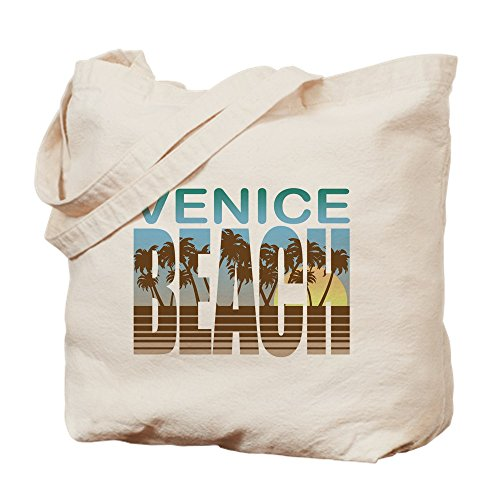 Tote Venice Shopping Natural Bag Bag CafePress Canvas Cloth Beach ROB6wxCvq