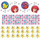Disney The Little Mermaid Value Confetti (Multi-colored) Party Accessory