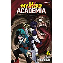 Boku No Hero: My Hero Academia N.6