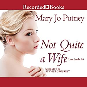 Not Quite a Wife Audiobook