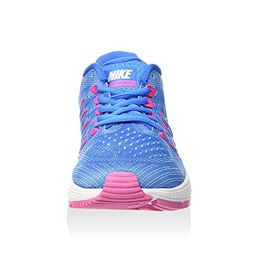 Nike 818100-401, Chaussures de Trail Femme Bleu (401)