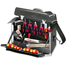 KNIPEX 00 21 02 SL Tool Bag 24 parts apprentices tool bag for electrical contractors by Knipex