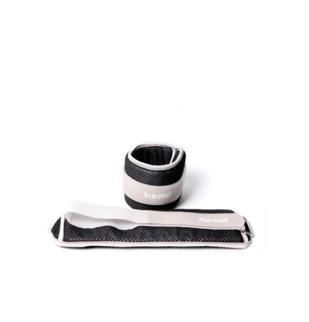HHORD Gewicht Sandbags Wrist Ankle Gewichte Trainingssätze Laufriemen Weicheisen Umweltschutz Einstellbare herausnehmbar, waschbar Für zu Hause oder im Studio Ein Paar , 1.5kg