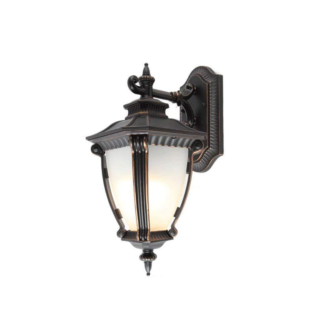 Il setup di illuminazione E27 IP33 impermeabile Outdoor Indoor illuminazione, creative botanica dell'illuminazione dell'esterno pareti tagliafuoco portalampade