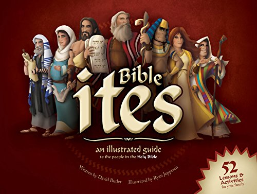 Bible Ites:An Illustrated Guide to the People in the Holy Bible