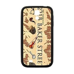221B Baker Street Cell Phone Case for Samsung Galaxy S4 Kimberly Kurzendoerfer