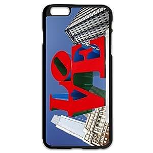 Nice Love Hard Case For IPhone 6 Plus wangjiang maoyi by lolosakes