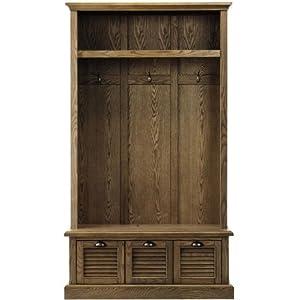 Home Decorators Collection Shutter Locker Storage